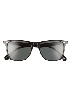 Oliver Peoples Ollis 54mm Square Sunglasses