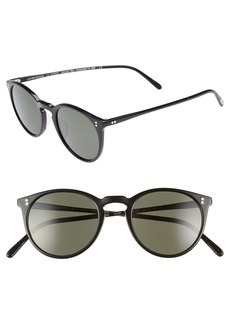 Oliver Peoples O'Malley 48mm Sunglasses