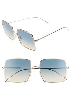 Oliver Peoples Rassine 56mm Sunglasses