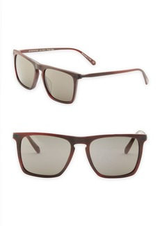 Oliver Peoples Rue De Sevressm 54MM Polarized Sunglasses