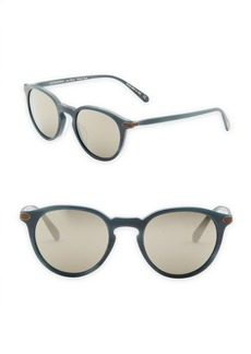 Oliver Peoples Rue Marbeuf 52MM Polarized Sunglasses