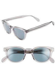 Oliver Peoples Sheldrake 47mm Sunglasses