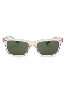 Oliver Peoples The Row BA CC Unisex Square Sunglasses, 55mm