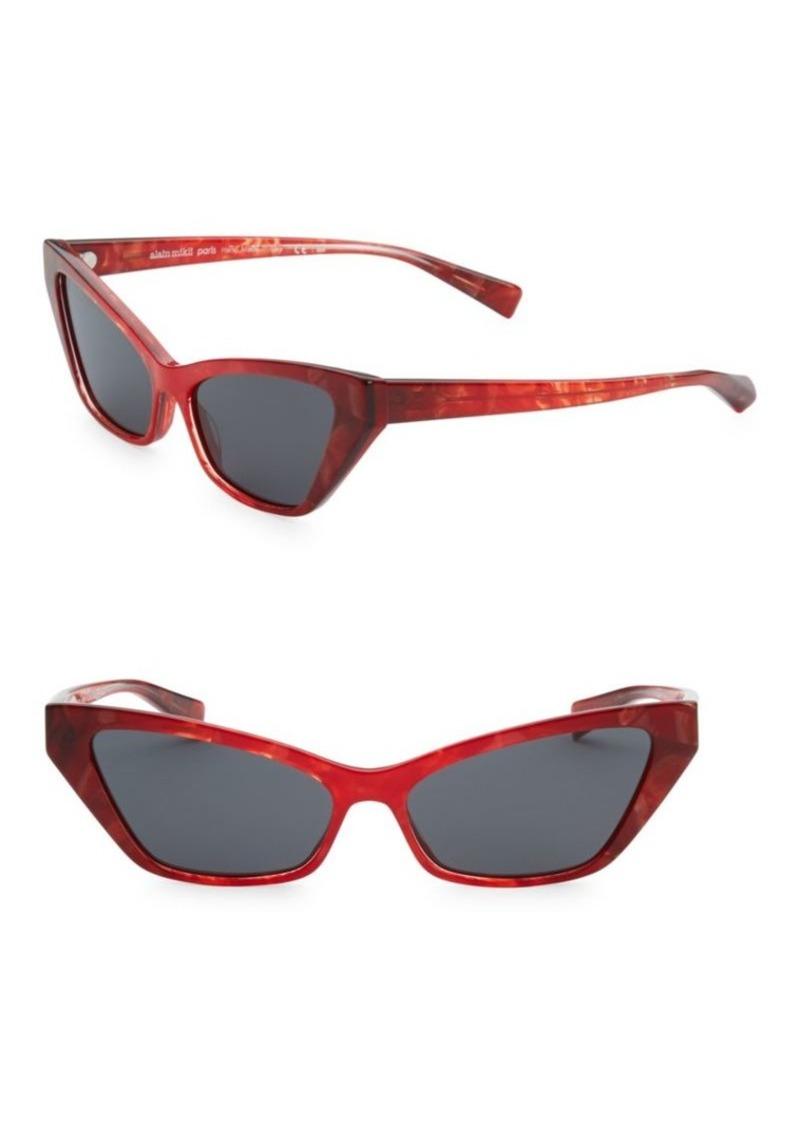 ebbb10d6ca Oliver Peoples Oliver Peoples X Alain Mikli Le Matin Sunglasses ...