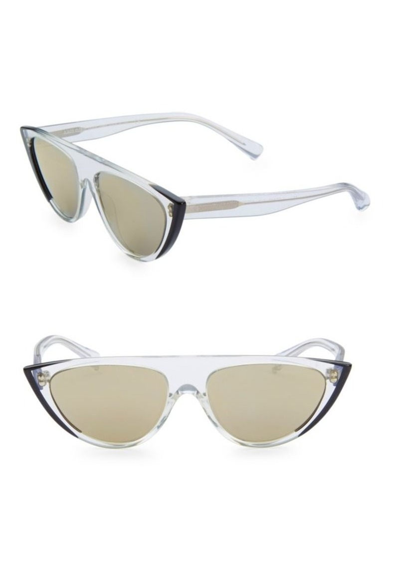 ad620478f2 Oliver Peoples Oliver Peoples X Alain Mikli Miss J Sunglasses ...