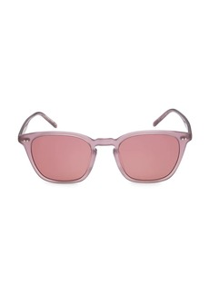 Oliver Peoples X Frere 52MM Square Sunglasses