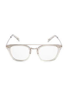 Oliver Peoples X Frere LA 51MM Blue Block Glasses