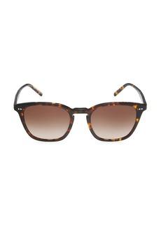 Oliver Peoples X Frere NY 52MM Wayfarer Sunglasses
