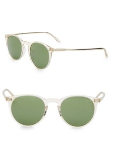 Oliver Peoples O'Malley 48MM Pantos Sunglasses