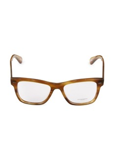 Oliver Peoples Raintree 54MM Square Glasses