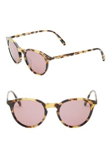Oliver Peoples Rue Marbeuf 50MM Cat Eye Sunglasses