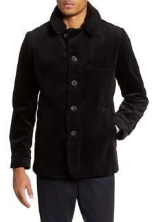 Oliver Spencer Brockwell Slim Fit Corduroy Cotton Jacket