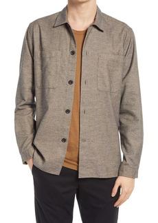 Oliver Spencer Eltham Rutherford Regular Fit Shirt Jacket