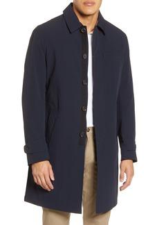 Oliver Spencer Grandpa Slim Fit Coat