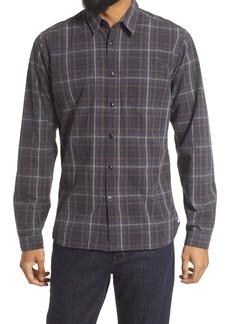 Oliver Spencer New York Special Aldred Plaid Button-Up Shirt