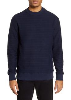 Oliver Spencer Robin Slim Fit Cotton Crewneck Sweatshirt