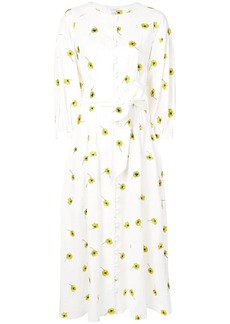 Olivia Rubin daisy print dress