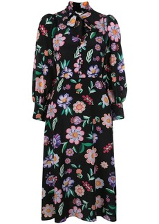 Olivia Rubin floral dress