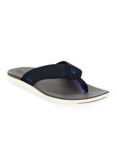 7dbf24438c0 OluKai Men s Kinona Neoprene Thong Sandals