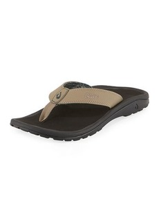OluKai ʻOhana Men's Thong Sandals