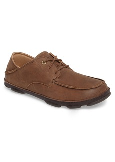OluKai Hamakua Poko Moc Toe Derby (Men)