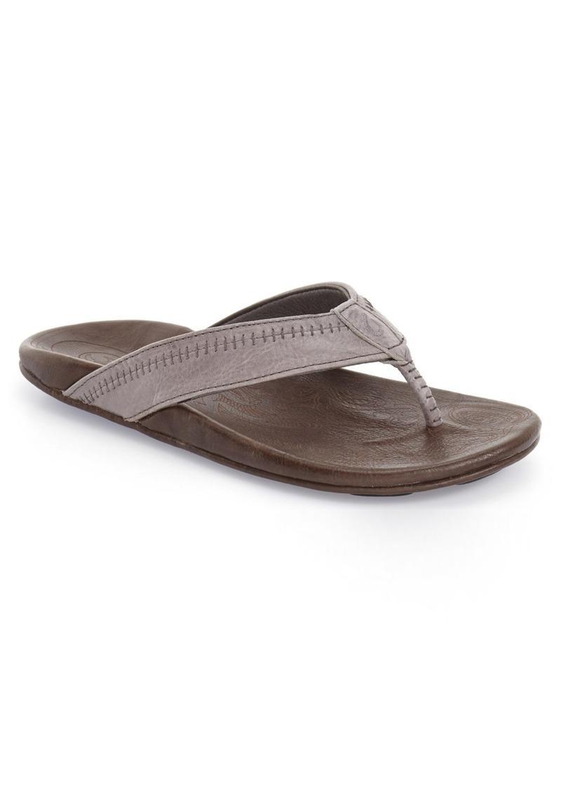 OluKai 'Hiapo' Flip Flop (Men)