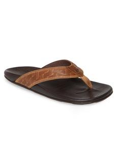 OluKai Hikianalia Flip Flop (Men)