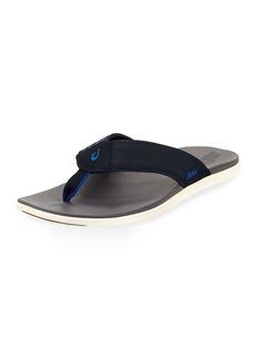 OluKai Men's Kinona Neoprene Thong Sandals