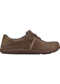 OluKai Men's Honua Leather Shoe