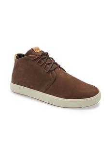 OluKai Nana Hele Genuine Shearling Lined Sneaker (Men)