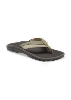 OluKai 'Ohana Koa' Flip Flop (Men)