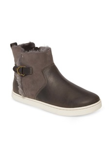 OluKai Pehuea Pa'I Genuine Shearling Sneaker Boot (Women)