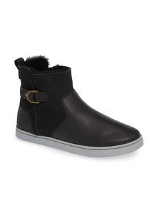 OluKai Pehuea Pa'I Genuine Shearling Sneaker Boot (Women)