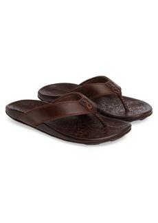 OluKai Waimea Flip Flop (Men)