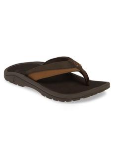 OluKai Wehi 'Ohana Koa Flip Flop (Men)