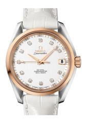 Omega Men's Seamaster Diamond Watch