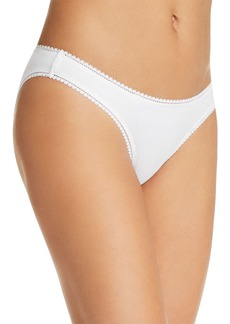 On Gossamer Cabana Cotton Stretch Hip Bikini