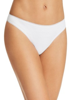 On Gossamer Cabana Cotton Stretch Hip G-String