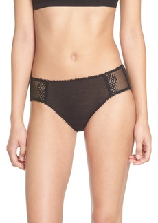On Gossamer Low Rise Hipster Panties (3 for $45)