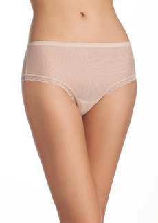 On Gossamer Modern Mesh Panties (3 for $45)