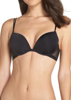 On Gossamer Shadow Mesh Underwire Convertible Bra