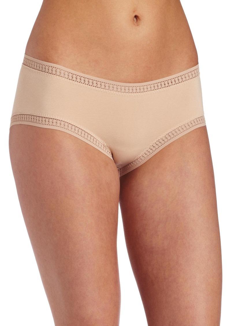 On Gossamer Women's Cabana Cotton Boyshort Panty