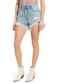Women's One Teaspoon Outlaws Cutoff Denim Shorts
