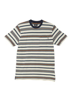 O'Neill Abbot Short Sleeve Stripe T-Shirt