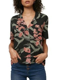 O'Neill Blomfield Printed Shirt