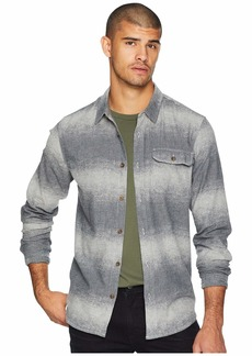 O'Neill Blurred Flannel Woven Top