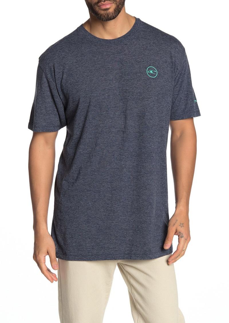 O'Neill Boards Micro Stripe Logo T-Shirt
