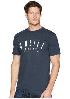 O'Neill Bogart Short Sleeve Screen Tee