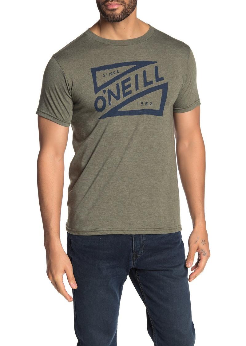 O'Neill Chalked Up Logo T-Shirt