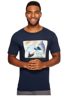 O'Neill Drivers Short Sleeve Screen Tee